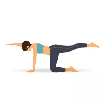 We continue with Hatha this week, and add in some more standing postures.