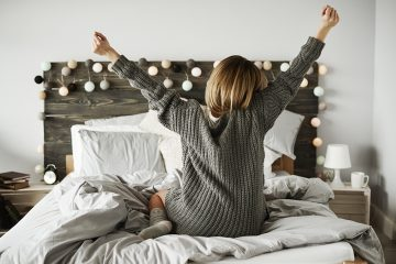 Relax you and promote a restful nights sleep